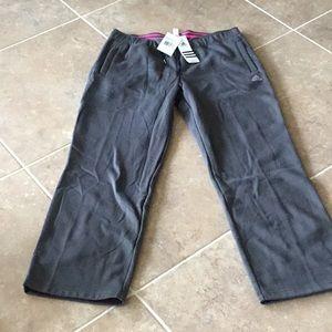 adidas Speedx pants, size large, NWT